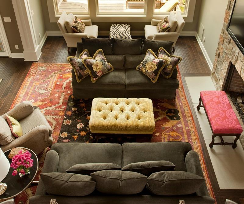 Distinctive Interior Design Tip Pop Of Color Hoskins Designhoskins Interior Design