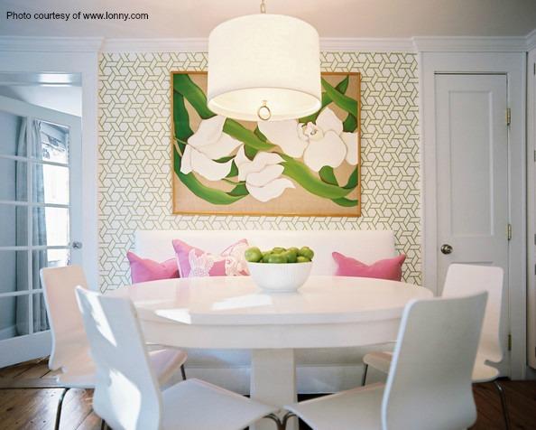 Distinctive interior design tip mixed seating hoskins for Distinctive interior designs