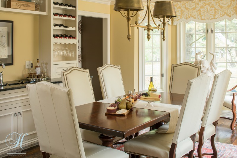 Project Highlight: A Multi-Functional Informal Dining Room ...