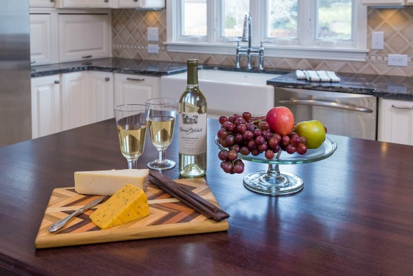 New Countertop Materials 2015 : ... : How to Choose Countertop Materials HoskinsHoskins Interior Design