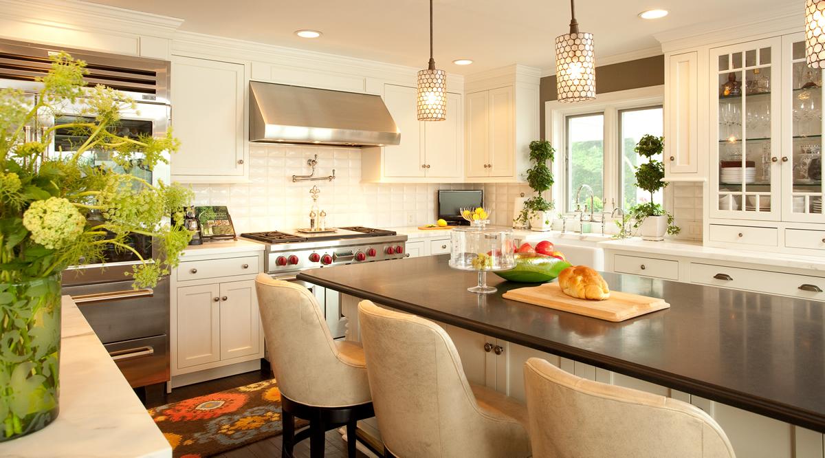 Distinctive Interior Design Tip Layered Lighting